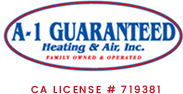 A-1 Guaranteed Logo