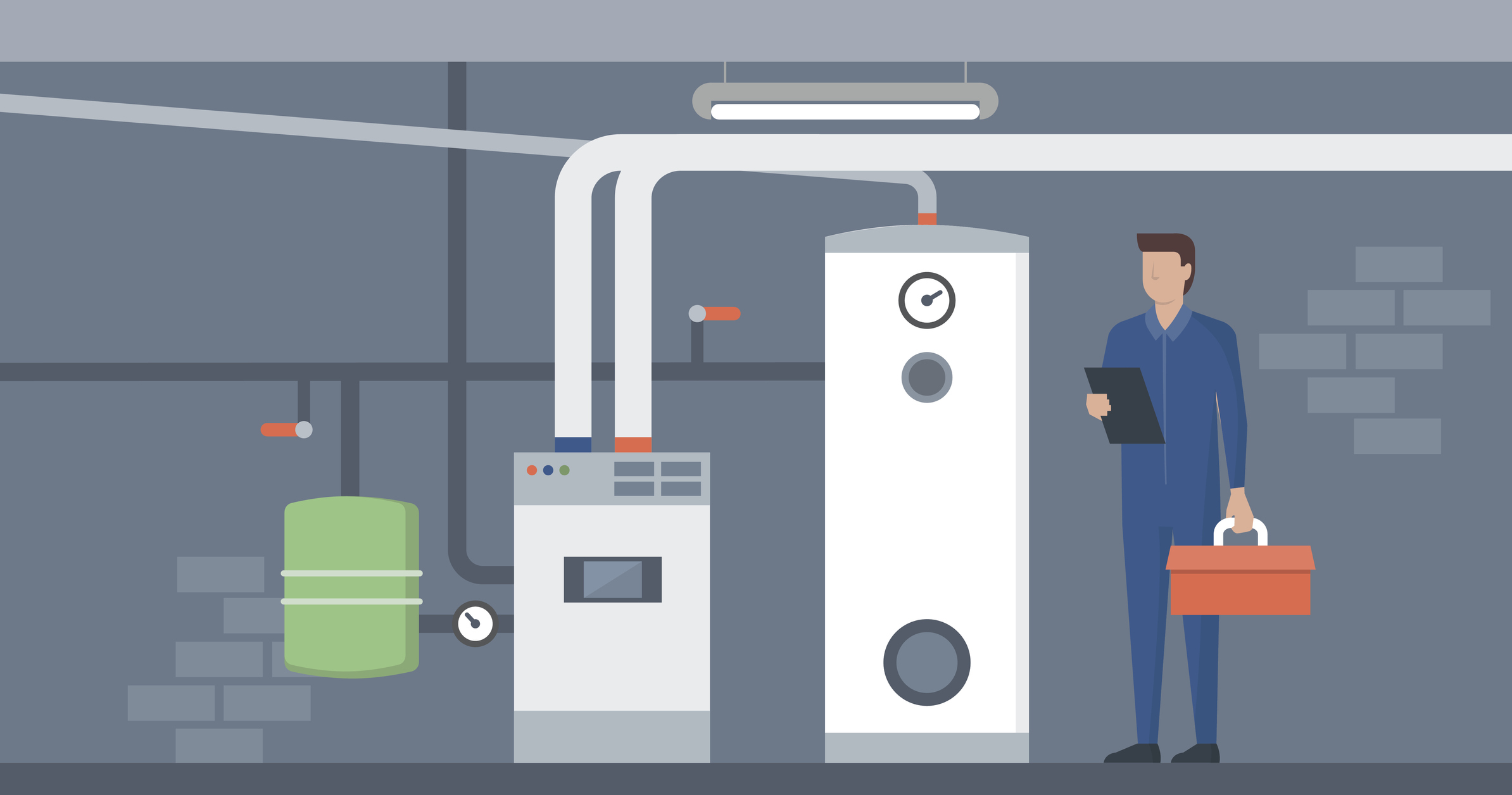 Common Furnace Problems and What to Do About Them