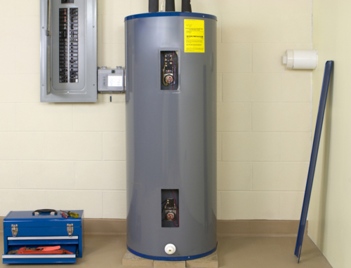 Why Replacing – Not Repairing – Traditional Water Heaters is Now Recommended