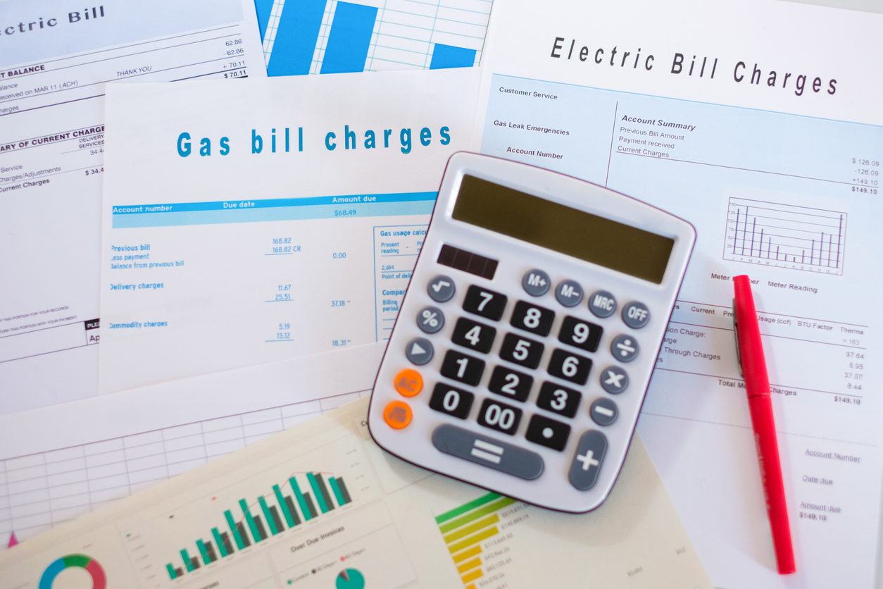 How to Reduce Your Utility Costs When Spending Time at Home